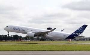 A350 Maiden Flight 14June13