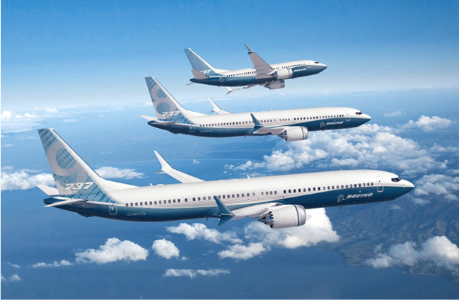 Boeing 737 Max - Modern Airliners