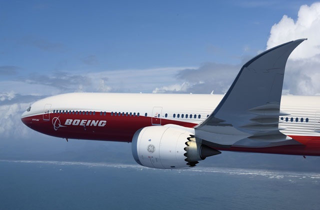 Boeing 777x The All New 777 8 And 777 9 Modern Airliners