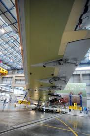A330 wing assembly