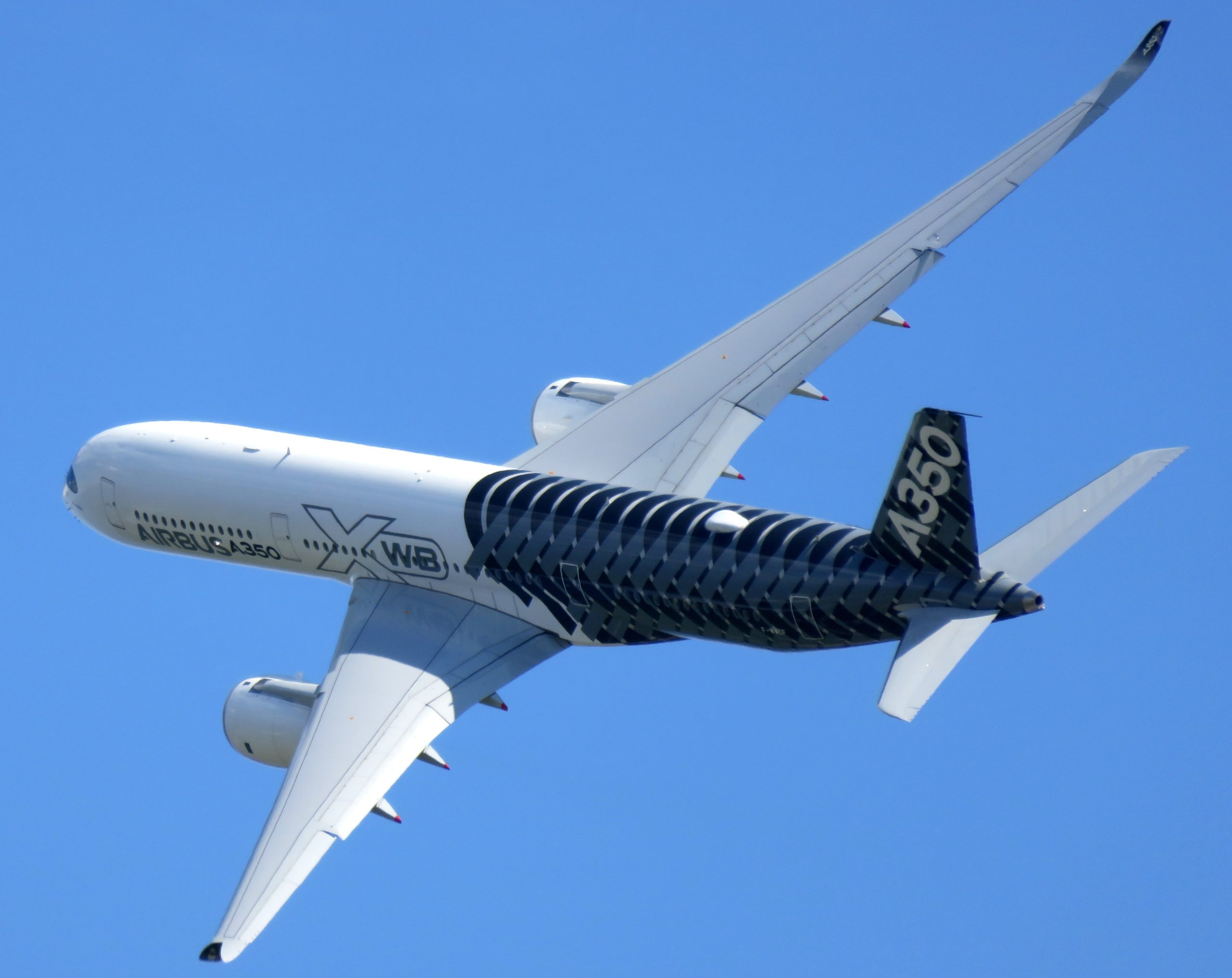 Airbus A350 Deliveries and A350 Orders