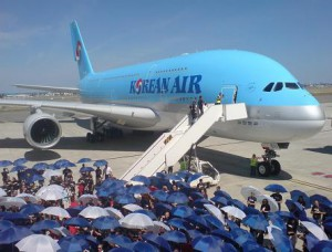 A380 Korean Airlines