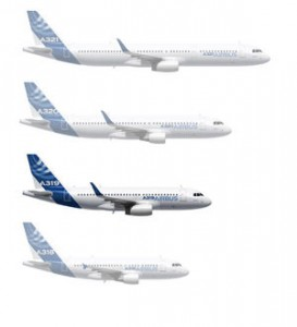 Airbus A320 Family A319