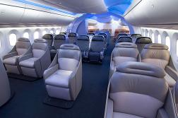 boeing 787 example business class