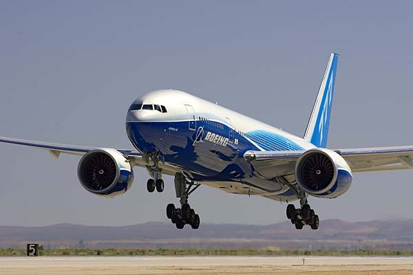 boeing-777 Boeing Colours