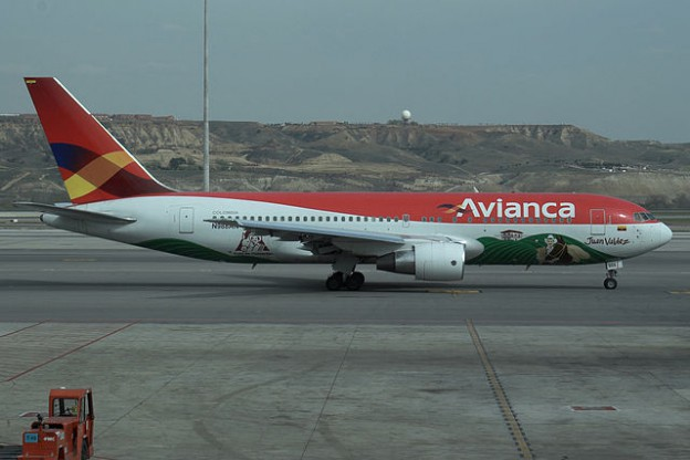 Boeing 767 the popular large twin jet airliner modern for Interior 787 avianca