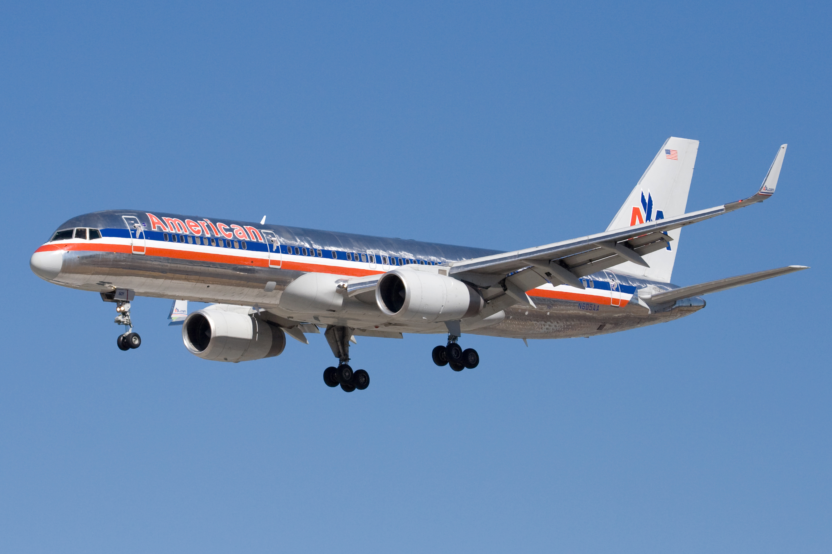 Boeing 757 and Boeing 757 Specs - Modern Airliners