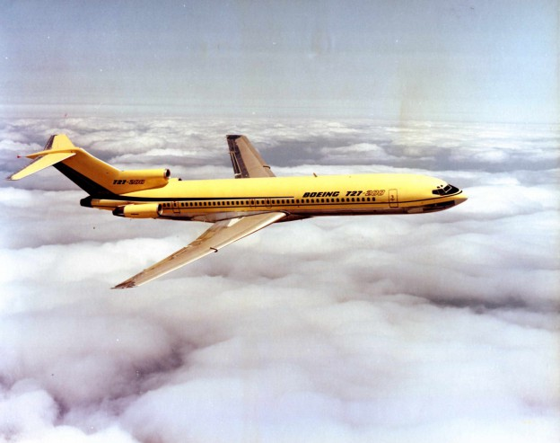 Boeing 727 and Boeing 727 Specs