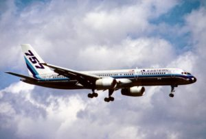 Eastern Airlines Boeing 757