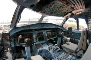 ATR-72-600 (ATR-72-212A), Royal Air Maroc Express Flight Deck