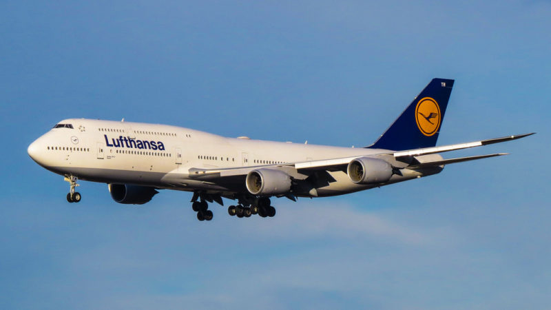 Boeing 747 8 Orders and Deliveries