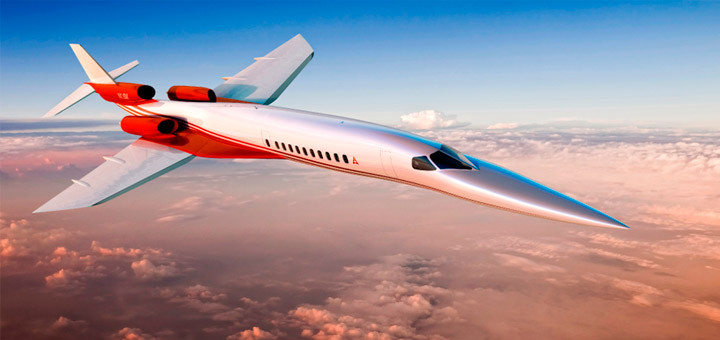 Is this the return of the Supersonic Jet?