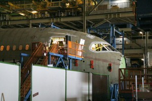 Boeing-787-nose-section