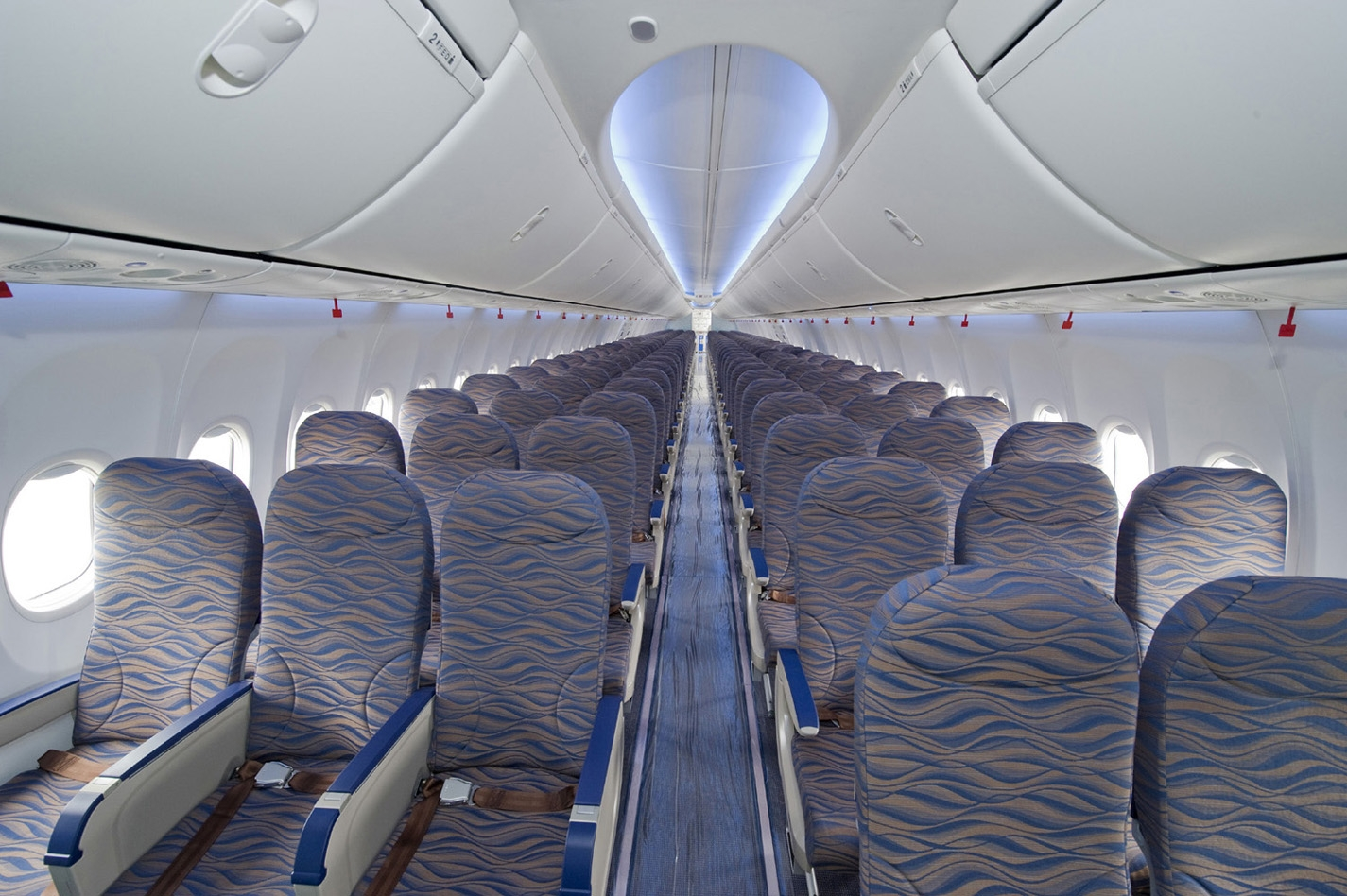 Fly Dubai 737-800 Sky Interiors