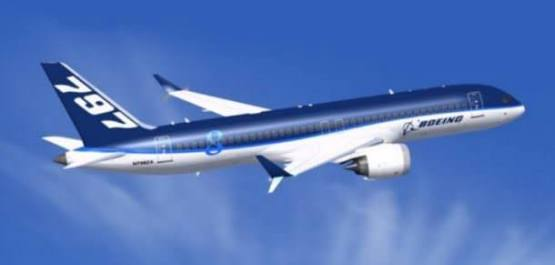 The Boeing 797 is a design proposed by Boeing in 2015 to fill the gap between the Boeing 737 and 787. This is known as the Middle of Market (MoM).