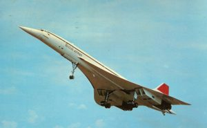 An early post of Concorde. Flying on one was certainly worth remembering and sharing.