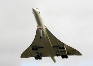 Concorde 216 (G-BOAF) last flight