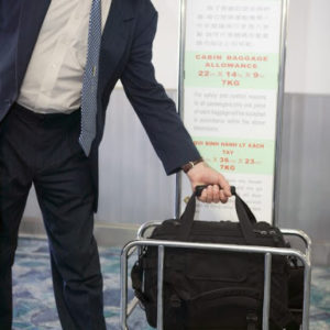 Be prepared to be asked to prove that your bag is within the airline requirements.