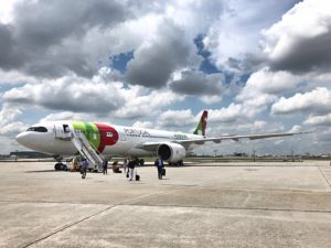 TAP Portugal was the launch customer for the Air A330-900 NEO. In a lease agreement with Avolon Aero, they took delivery of their first aircraft on 26 November 2018.