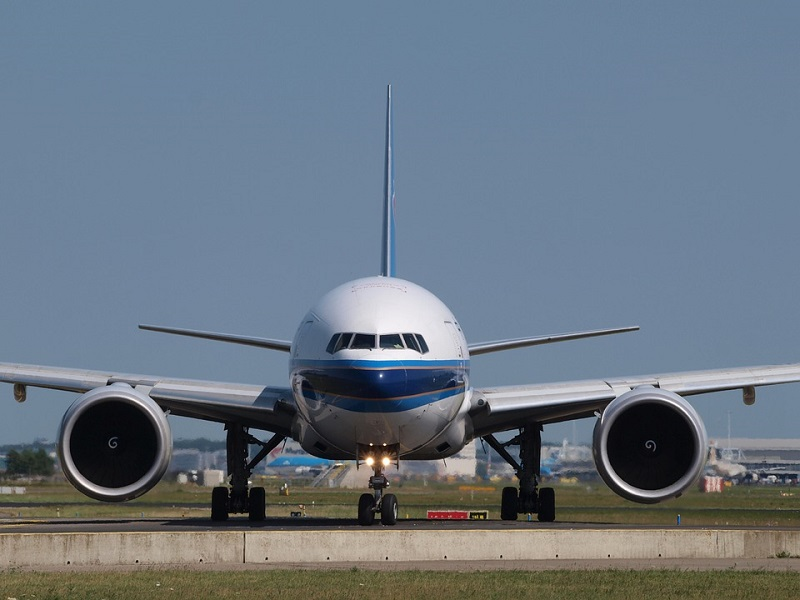 China Southern Airlines Boeing 777 Aircraft Airplane