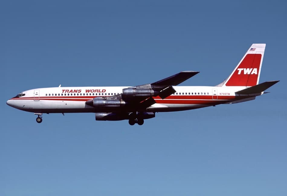 Boeing 707-131B, Trans World Airlines - TWA AN2228670