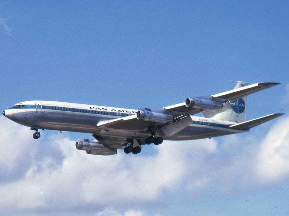 Boeing 707-321B N421PA Pan American World Airways (Pan Am)
