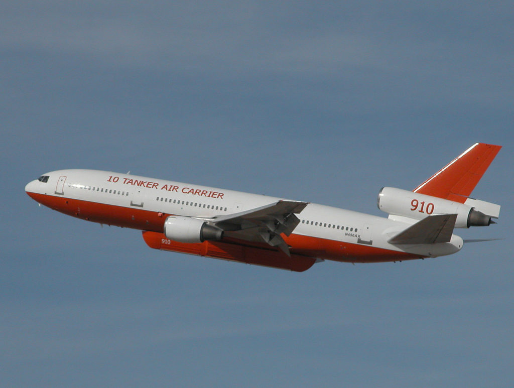 10 Tanker Air Carrier DC10