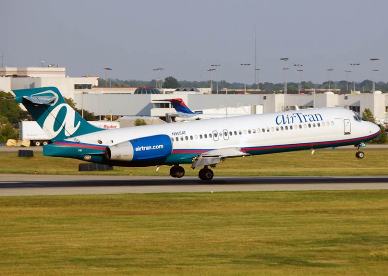 AirTran was the launch airline for the Boeing 717. It was also the last airline to receive a 717 at the end of its production.