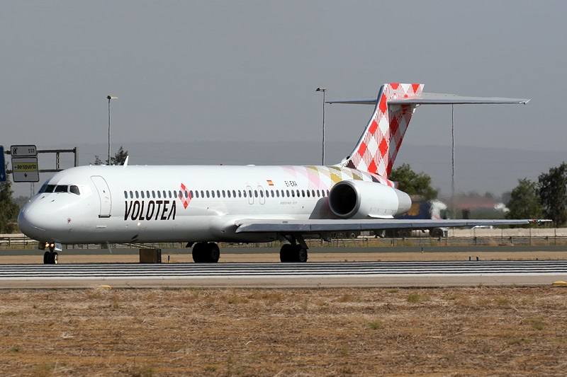 As of December 2015, Volotea of Spain still operates 19 Boeing 717-200s.