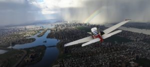 FS 2020 over NYC