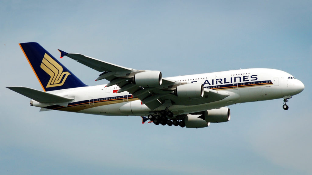 Singapore was the launch customer for the A380 back in October 2007. Last ever Airbus A380 takes to the sky way before we thought it would.